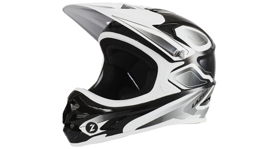 Lazer Phoenix Helm black-white